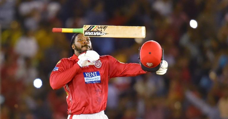 """chris gayle 3 ipl record"""