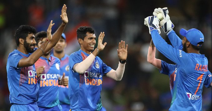 Ind Vs NZ T-20