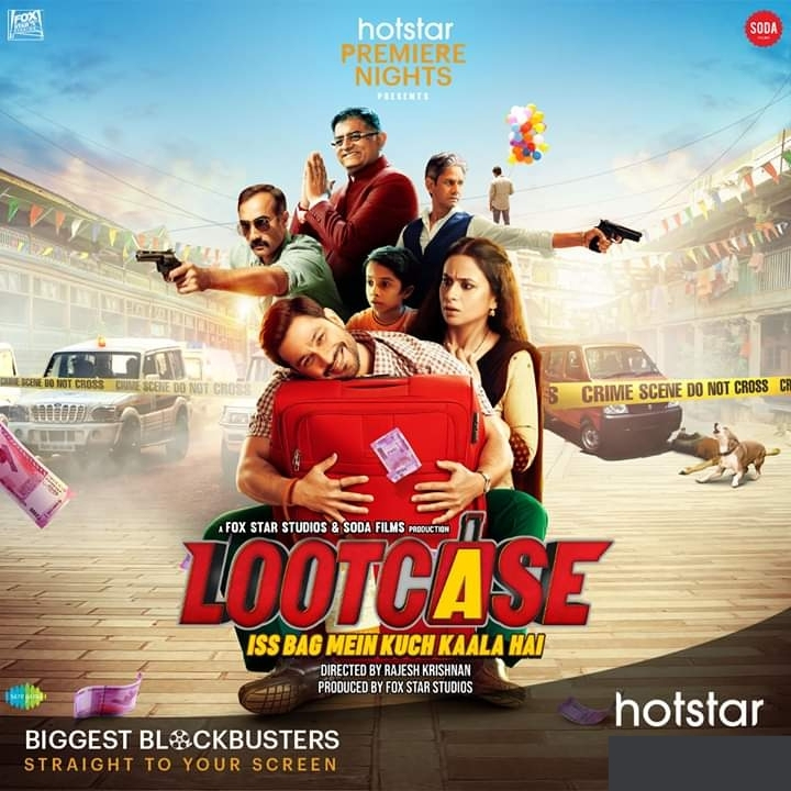 Hotstar Streaming-LootCase