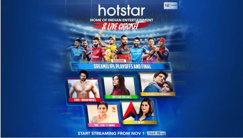 Hotstar Singapore Subscription