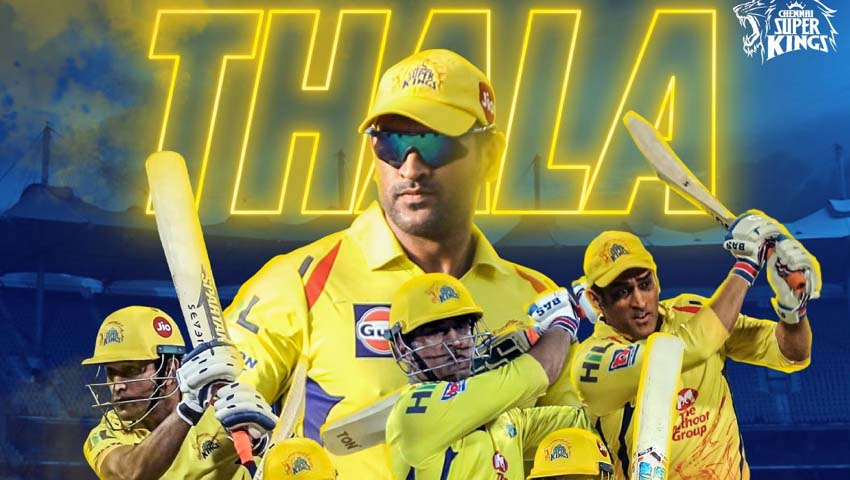 CSK IPL-2021 Dhoni Back in Action
