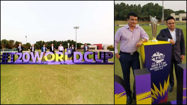 T20 World Cup Reallocated to UAE